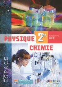 Mathieu Ruffenach et Thierry Cariat - Physique-chimie 2de Espace.