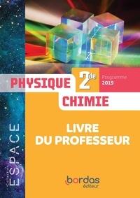 Ebook gratuit pour le téléchargement ipad Physique-Chimie 2de Espace  - Livre du professeur