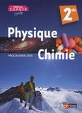Mathieu Ruffenach et Sophie Decroix - Physique Chimie 2de Programme 2010.