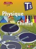 Mathieu Ruffenach et Thierry Cariat - Physique Chimie Collection Espace Te S enseignement de spécialité - Programme 2012.