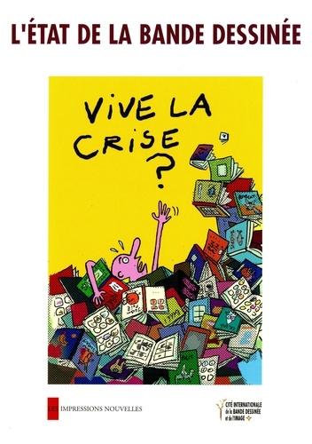 Mathieu Sapin - L'état de la bande dessinée - Vive la crise ?.