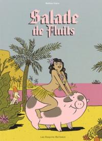 Mathieu Sapin - Salade de Fluits Tome 1 : .