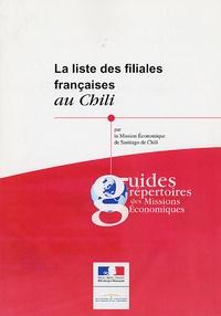 Feriasdhiver.fr La liste des filiales françaises au Chili Image