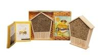 Mathieu Staiquly - Coffret Sauvons les abeilles - Avec un abri à abeilles.