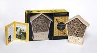 Sauvons les abeilles- Coffret avec un abri à abeille - Mathieu Staiquly |