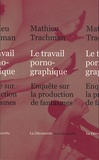 Mathieu Trachman - Le travail pornographique - Enquête sur la production de fantasmes.