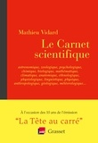 Mathieu Vidard - Le carnet scientifique.