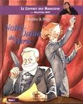 Mathilda May - Le coffret des musiciens - 3 volumes : Lully & d'Artagnan ; Chopin & Sand ; Berlioz & Hugo. 3 CD audio