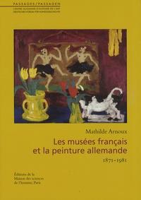Les musées français et la peinture allemande - 1871-1981.pdf