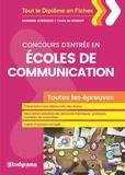 Mathilde Aubinaud et Clara de Sorbay - Concours d'entrée en écoles de communication.