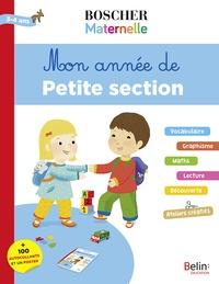 Mathilde Bonnin et Séverine Cordier - Mon année de petite section 3-4 ans.