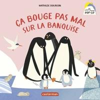 Mathilde Bourgon - Mes premiers livres pop-up  : Ça bouge pas mal sur la banquise.