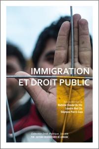 Mathilde Claudel de Vito et Léandre Mvé Ella - Immigration et droit public.