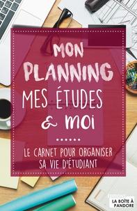 Mathilde de Jamblinne - Mes études, mon planning et moi.