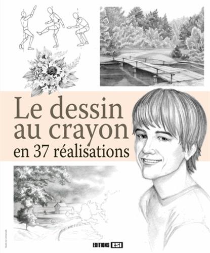 Mathilde de Saint-Michel - Le dessin au crayon en 37 réalisations.