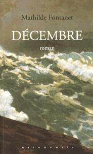 Mathilde Fontanet - Décembre.