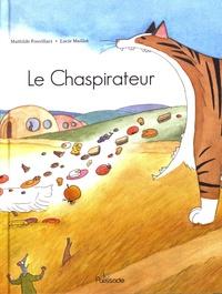 Mathilde Fonvillars et Lucie Maillot - Le Chaspirateur.