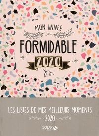 Mon année formidable - Mathilde Fournier |