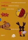 Mathilde Giordano - Collection Caganis - Coffret 3 volumes : Mireille, petite sirène de Malmousque ; Marcel, poisson de l'Estaque ; Gino, lapin de l'Etoile.
