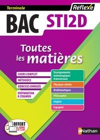 Mathilde Irollo et Gwenola Launay - Sciences technologies de l'industrie et du développement durable Bac STI2D - Toutes les matières.