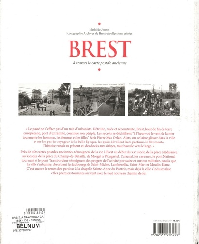Brest. A travers la carte postale ancienne