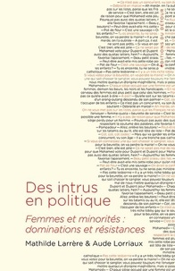 Des intrus en politique - Femmes et minorités : dominations et résistances.pdf
