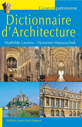 Dictionnaire d'architecture