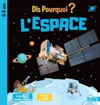 Mathilde Paris - Dis pourquoil'espace.