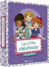Mathilde Paris - Les p'tites créatrices  : La compilation - Le défilé de Kate ; Le concours de Poala ; L'atelier de Juliette.