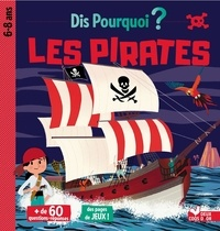 Mathilde Paris et Patrick Morize - Les pirates.