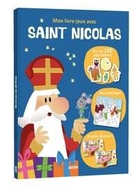 Mathilde Paris et Audrey Brien - Mon livre-jeux avec Saint Nicolas.