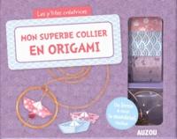 Mathilde Paris - Mon superbe collier en origami - Avec tout le matériel inclus.