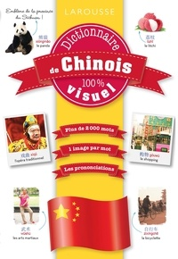 Mathilde Pyskir et Yiyao Wang - Dictionnaire de chinois 100 % visuel.