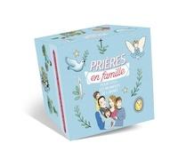 Mathilde Ray et Oreli Gouel - Coffret prières en famille pour tous les moments de l'année - Contient 75 cartes de prières et un petit livret de prières.