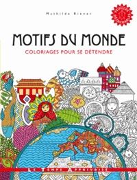 Motifs du monde, coloriages pour se détendre.pdf