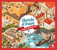 Mathilde Sallé de chou - Cherche et trouve grandes civilisations.