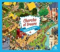 Mathilde Sallé de chou et Mathieu Ferret - Cherche et trouve Histoire de France.