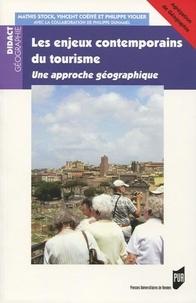 Les enjeux contemporains du tourisme - Une approche géographique.pdf