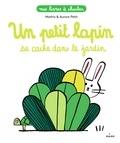 Mathis - Un petit lapin se cache dans le jardin.