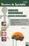 Mathon Bertrand - Neurologie, neurochirurgie, urgences neurologiques.