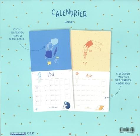 Calendrier Mathou  Edition 2021