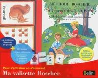 Mathurin Boscher et V Boscher - Boscher Valisette + 16 jeux de cartes.