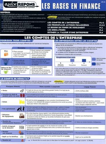 Matière à Savoir - Les bases en finances.