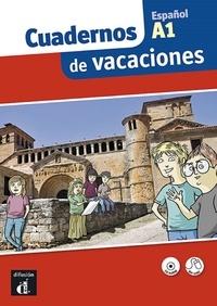 Cuadernos de vacaciones Espanol A1 - Actividades de repaso de la lengua espanola para la secundaria.pdf
