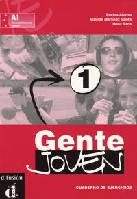 Matilde Martinez Sallés et Neus Sans - Gente Joven 1 - Cuaderno de ejercicios.