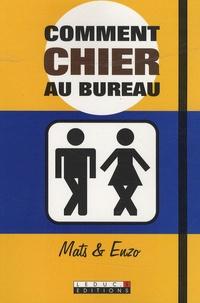 Mats & Enzo - Comment chier au bureau - L'art d'aller aux toilettes sur son lieu de travail.