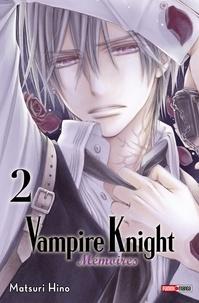 Matsuri Hino - Vampire Knight Mémoires T02.