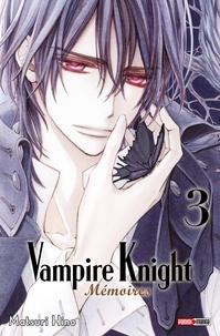Matsuri Hino - Vampire Knight Mémoires T03.