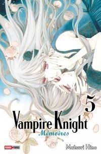 Matsuri Hino - Vampire Knight Mémoires T05.