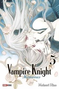 Matsuri Hino - Vampire Knight Mémoires Tome 5 : .
